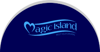 Magic Island - Logo footer