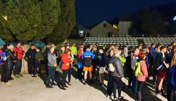 Mrkla Strka: Vela Luka Night Trail