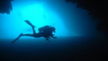 Diving Blue Hole