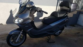 SCOOTER PIAGGIO X9 EVOLUTION 200cc