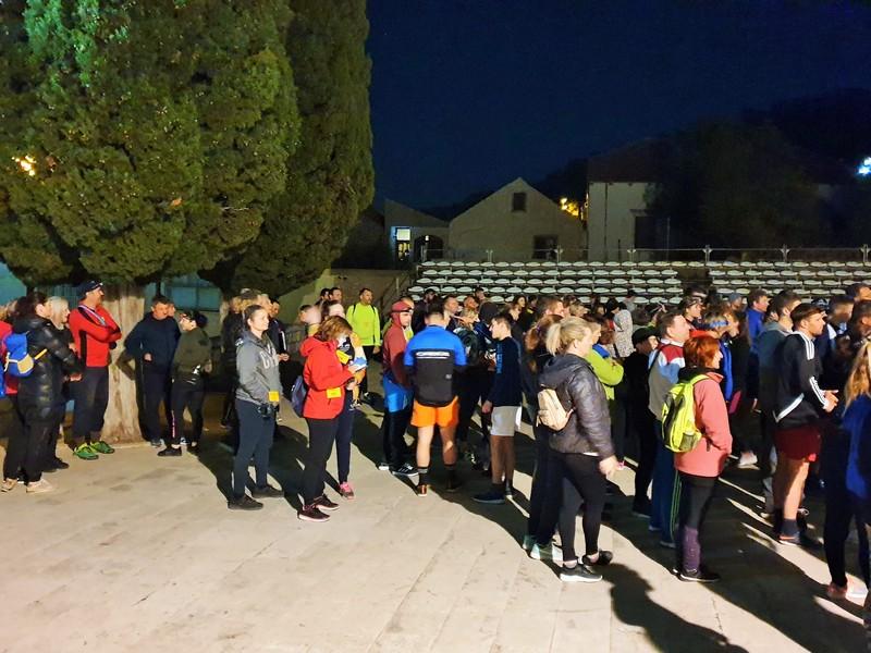 Mrkla Strka: Vela Luka Night Trail