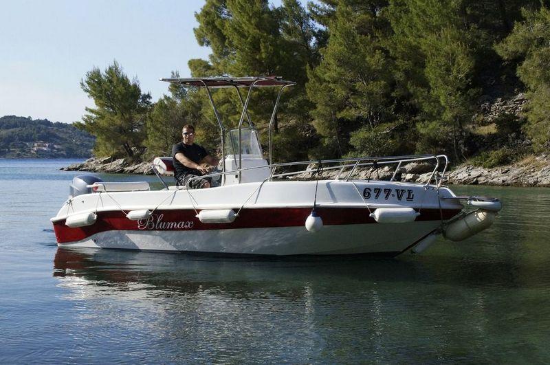 FISHERMAN BLUMAX 550