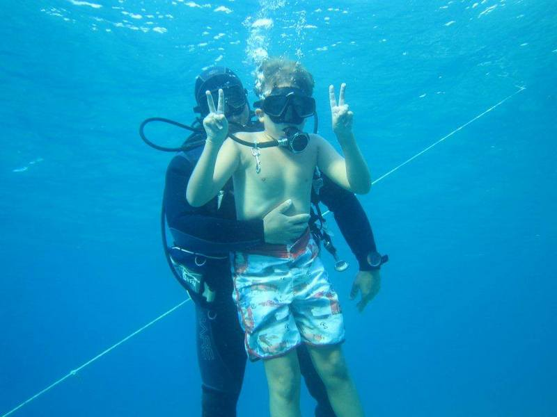 Discover Magic Scuba Diving