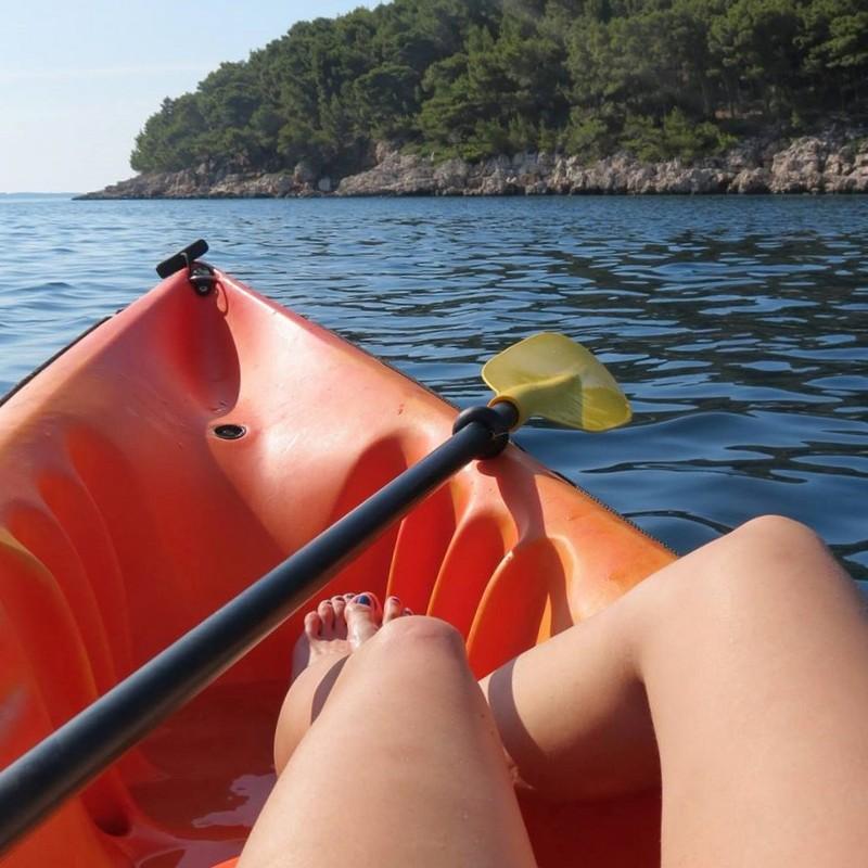 Kayak Family Tour