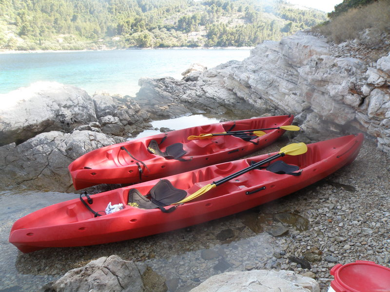 Kayak Family Tour